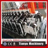 Goujon automatique de mur de pierres sèches en métal et roulis froids de piste formant la machine