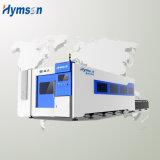 Machine de découpage de laser de fibre de commande numérique par ordinateur pour l'industrie de vaisselle de cuisine