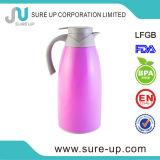 Brocca di vetro del caffè di alta qualità della fodera del corpo dei pp o del corpo degli ss