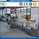 Nanjing Chine Pet Bottle Recycling Twin Screw Extruder