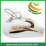 ID 홀더와 키 방아끈을%s 은 모조 다이아몬드 방아끈 Bling 수정같은 방아끈