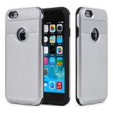 개인 레테르를 붙이기 관례 TPU 더하기 iPhone 사례 6을%s 이동 전화 상자
