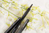OEM / ODM acceptable cheveux synthétique Tube flexible Pinceau à lèvres.