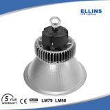 Iluminación industrial 100W 120W de la bahía del CREE LED del poder más elevado alta