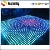 Танцевальная площадка диско цветастая 50X50cm RGB напольная СИД