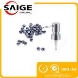 """1/8 """" di sfera di superficie luminosa dell'acciaio inossidabile del cuscinetto del G10 di AISI440c"""