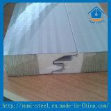 """Panneau """"sandwich"""" de laines de roche de cachetage d'unité centrale du niveau A1 pour le mur/toit"""