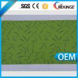 スクリーンによって印刷される正方形PVC接地ヨガのマット