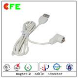 Connecteur de charge magnétique imperméable à 1 pin pour produits électriques