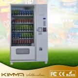 Máquina expendedora del depósito con 8 columnas 54 selecciones en el pago máximo de Digitaces del soporte