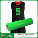 Qingyi kundenspezifisches Wärmeübertragung-Material für kundenspezifische Kleidung