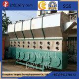 Secadora de fluidificación eficiente horizontal