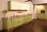 Отделка лака домашней мебели кухни высокая лоснистая на неофициальных советниках президента MDF