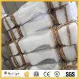 رماديّ/بيضاء صوّان رخام حجارة عمود درابزين لأنّ بناية