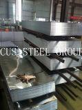 Lamiera di acciaio piana galvanizzata tuffata calda/strato galvanizzato della pianura del ferro