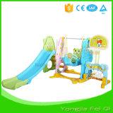 Cubierta de diapositivas Mutifunction Parque infantil y columpio para Kid Q Serie 2