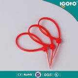 Attache de câble en nylon autobloquant des attaches de câble en plastique
