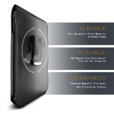 pour la caisse protectrice en cuir d'unité centrale de Samsung S7 avec le clip ceinture d'étui