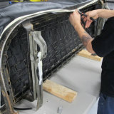 Furnituringの企業のための電流を通された15ss100ブタのリングのステープル