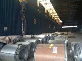Bobina de aço galvanizada dura cheia do soldado para a tomada de fábrica do setor da configuração
