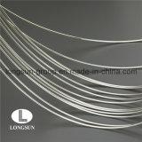 Caliente la venta de material eléctrico de cable de níquel plata