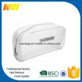 方法白いPUのカスタム装飾的な構成の洗面用品袋
