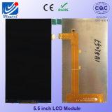 5.5inch Transmissive тип матрица LCD цвета активно