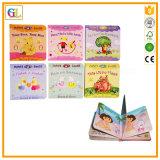 고품질 아이들 두꺼운 표지의 책 그림책 인쇄