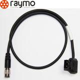 Vidéo audio Hirose 4 Pin Connecteur avec D-Tap DC Camera Cable