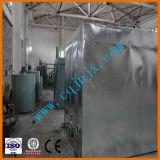 엔진 기름 Distillaiton 기술을%s 가진 완벽한 Effection Zsa에 의하여 사용되는 정유 공장 장비