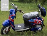Le scooter électrique d'image gentille et mignonne a conçu en vente chaude de dames