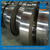 O aço galvanizado laminado a alta temperatura do revestimento de zinco bobina as tiras de aço do soldado