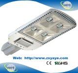 Luz do Ce de Yaye 18 & do excitador de Meanwell da aprovaçã0 de RoHS & de rua do diodo emissor de luz 120W das microplaquetas do diodo emissor de luz do CREE (12W-320W) com garantia 3/5years