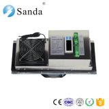 Gabinete Dedicado Tec Ar Condicionado com dissipador de calor e ventilador