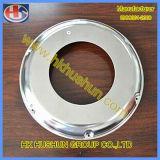 Peças de torneamento CNC para aço inoxidável, alumínio de cobre, aço para mancais, usinagem CNC (HS-TP-006)