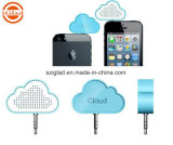 Mini altoparlante mobile senza fili portatile di figura passiva della nube