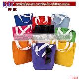 Ассортимент мешка Tote мешка подарка венчания подгоняя сумку канцелярских принадлежностей (P4108)