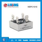 Kbpc1010 10A 1000V puente rectificador para el rectificador de potencia