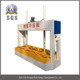 Do Woodworking frio hidráulico automático da máquina da imprensa de Hongtai máquina fria da imprensa