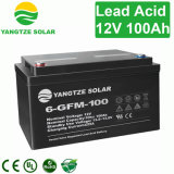 bateria profunda Maintenance-Free do ciclo rv de 12V 100ah Yokohama