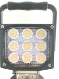 luz resistente portátil recarregável do trabalho 27W