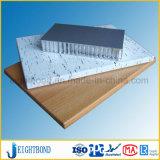 Comitato di alluminio del favo di PVDF per i materiali da costruzione