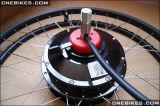 24V 180W elektrischer Rad-Stuhl-Konvertierungs-Installationssatz mit 24V 17ah Lithium-Batterie