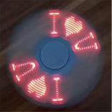 LED-greller Muster-Unruhe-Spielzeug-Handspinner-Unruhe-Spinner