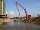 Concrete Plaatsende Boom met Wielen/de Boom van de Spin