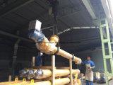 Trasportatore di vite flessibile della coclea di Sicoma per la pianta d'ammucchiamento concreta