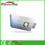 LED COB todo en una lámpara de calle