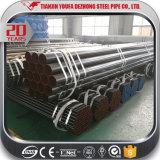 Pipe en acier soudée par ERW de l'usine ASTM A53