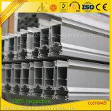 De aluminio fabricante que ofrece ventanas de aluminio con doble de pastoreo de los vidrios