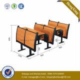 Heißer Verkaufs-moderner preiswerter Schulmöbel-faltender Kursteilnehmer-Trainings-Stuhl (HX-5D148)